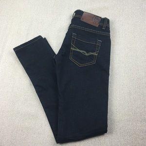 Diesel Industry Dark wash low rise Skinny Jeans 25